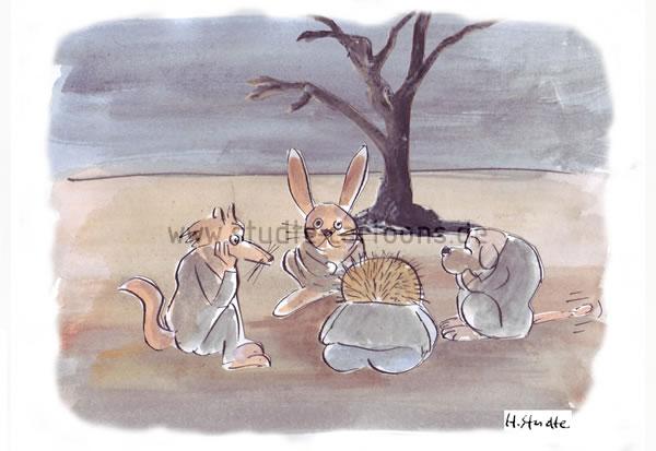Henning Studte Cartoons Und Karikaturen Zu Aktuellen